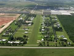 Aerial photo of X09 (Covey Trails Airport)