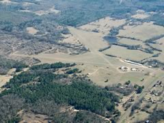 Aerial photo of 6F7 (Manning Field Airport)