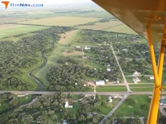 Aerial photo of T26 (Flying V Ranch Airport)