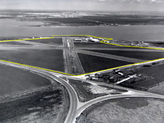 Aerial photo of 9TE4 (Tanner's Airport)