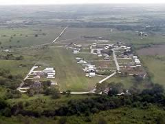 Aerial photo of 0TX6 (Elm Creek Airpark)
