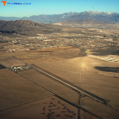 Aerial photo of UT10 (Cedar Valley Airport)