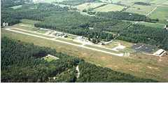 Aerial photo of 6B0 (Middlebury State Airport)