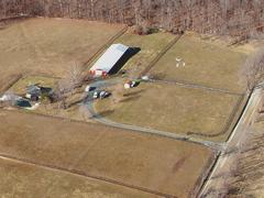 Aerial photo of VA60 (Flying Horse Farm Balloonport)