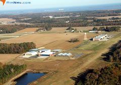 Aerial photo of 42VA (Virginia Beach Airport)
