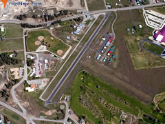 Aerial photo of 63S (Colville Municipal Airport)