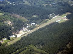 Aerial photo of W10 (Whidbey Air Park)
