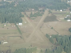 Aerial photo of 8W9 (R & K Skyranch Airport)