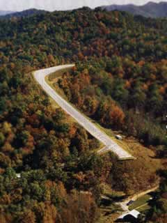 Aerial photo of WV11 (Swope Farm Airport)