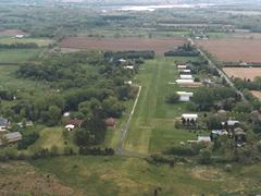 Aerial photo of WI69 (Air Troy Estates - Restricted Airport)