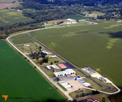 Aerial photo of 13WI (Nowatzski Field Airport)