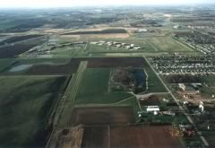 Aerial photo of 51WI (Gallinger Airport)