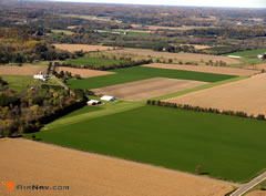 Aerial photo of 6WI0 (Cub Acres Airport)
