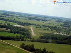 Aerial photo of 92C (Carter Airport)