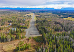 Aerial photo of 40AK (Sterling Air Park)