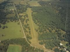 Aerial photo of MO85 (Wells Airport)