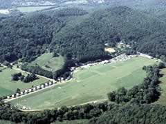Aerial photo of 0GE3 (Lookout Mountain Airport)