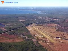 Aerial photo of 75FL (Sandy Creek Airpark)