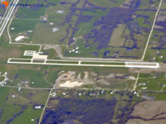 Aerial photo of MO8 (North Central Missouri Regional Airport)