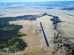 Aerial photo of 96OR (Cable Creek Ranch Airport)