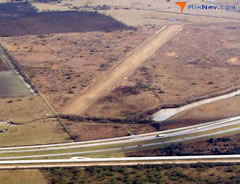 Aerial photo of 2H5 (Houston Fort Bend Airport)