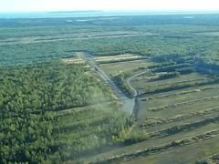 Aerial photo of 0AK9 (Falcon Lake Strip Airport)