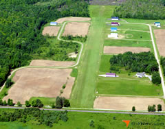 Aerial photo of 4WN3 (Lakewood Airpark)