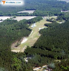 Aerial photo of 1DS (Dry Swamp Airport)