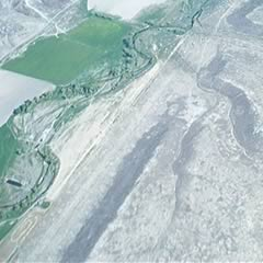 Aerial photo of OG50 (Cottonwood Creek Ranch Airport)