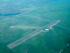 Aerial photo of 3TX (Akroville Airport)
