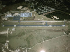 Aerial photo of KSUZ (Saline County Regional Airport)
