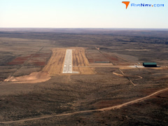 Aerial photo of TX13 (Mesa Vista Ranch Airport)