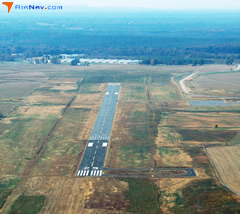Aerial photo of KPYP (Centre-Piedmont-Cherokee County Regional Airport)