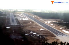 Aerial photo of MYAM (Leonard M Thompson International Airport)