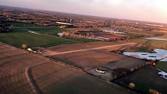 Aerial photo of 84AL (Blessings Landing Air Ranch Airport)