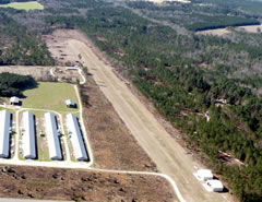 Aerial photo of N26 (Derby Aerodrome)