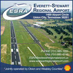 Everett-Stewart Regional Airport