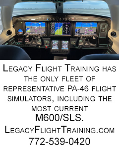 Legacy Flight Training LLC