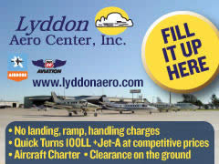 Lyddon Aero Center, Inc.