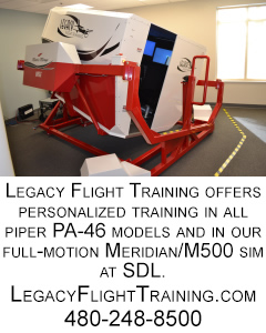 Legacy Flight Training