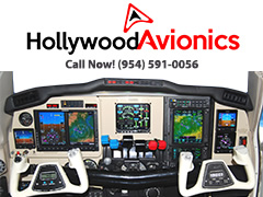 Gulf Coast Avionics at Tampa International Airport